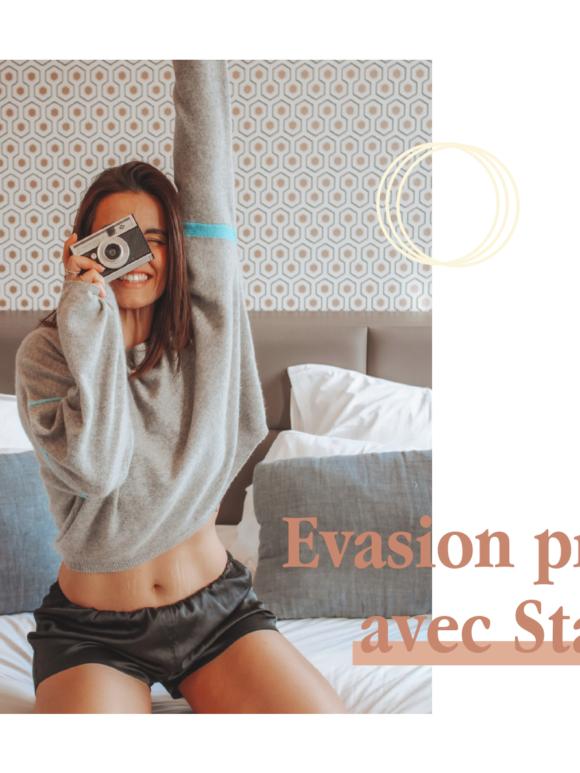 EVASION PREMIUM AVEC STAYCATION