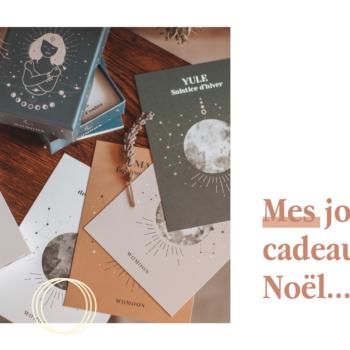 MES JOLIS CADEAUX DE NOËL