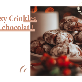 SEXY CRINKLES AU CHOCOLAT